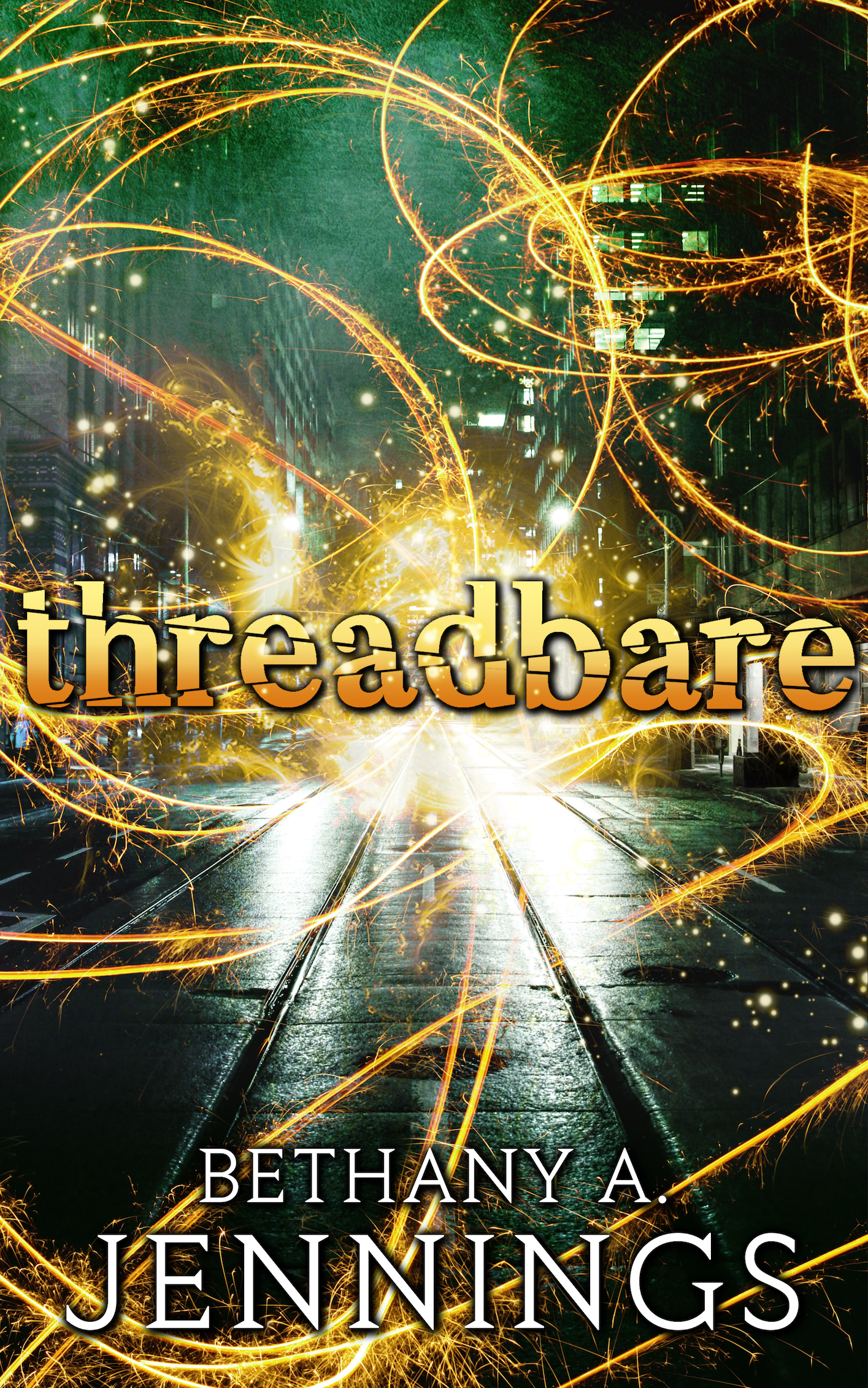 Cover of Threadbare
