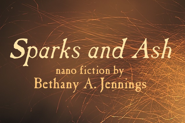 Sparks and Ash graphic