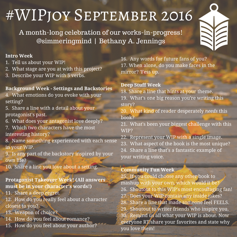 WIPjoy Sept. 2016